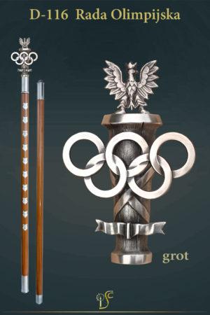 D-127 Rada Olimpijska