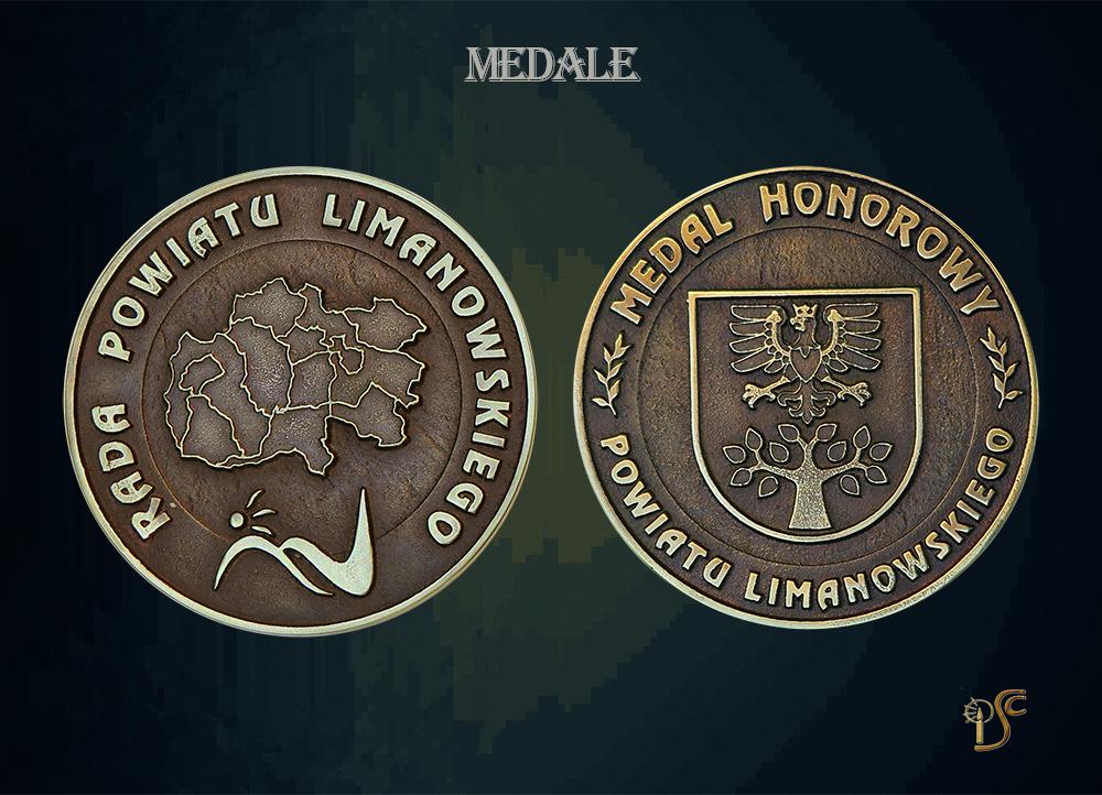 Medal Honorowy Rada Powiatu Limanowskiego