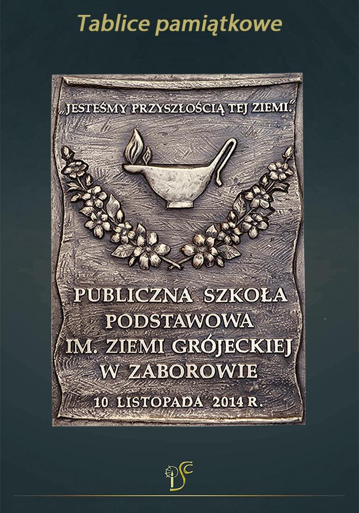 Szkoła w Zaborowie