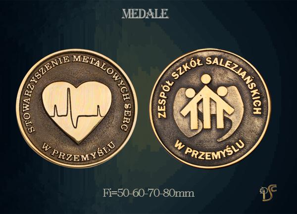 Medal Stowarzyszenia Metalowych Serc w Przemyślu