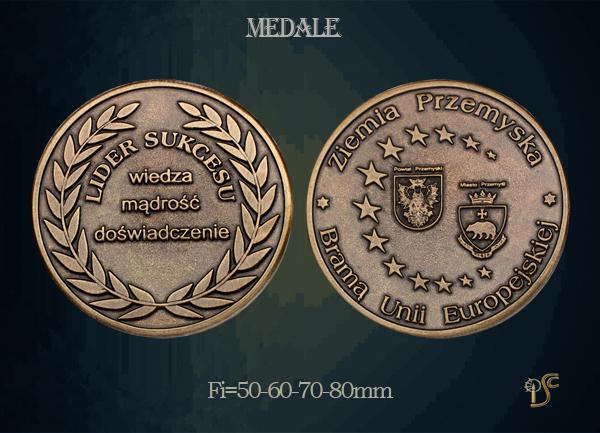 Medal Lider Sukcesu Ziemii Przemyskiej